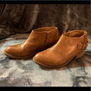 Jellypop Ankle Booties